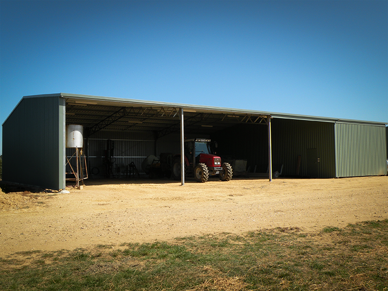 Industrial Machinery Sheds Bairnsdale Engineering