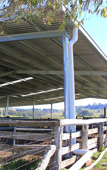 Stockyard Cover