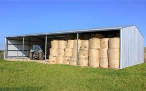 farm sheds hay sheds