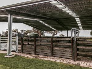 stockyard covers farm sheds